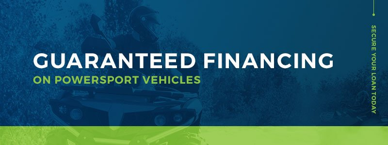 Reasons to Finance Your Powersport Vehicle - Canada Powersports Financing